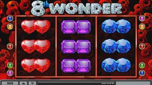 Online slot for money 8th Wonder by Realistic Games