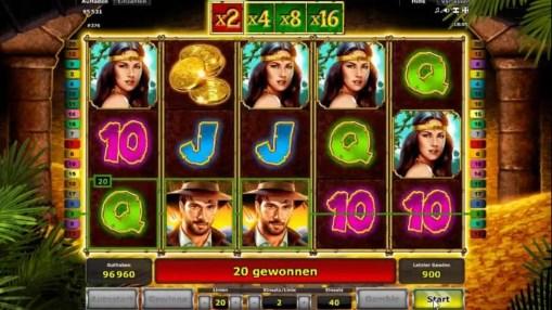 Real money online slot Jungle Explorer by Novomatic