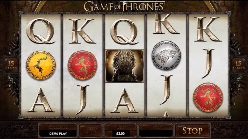 Pokie Game of Thrones
