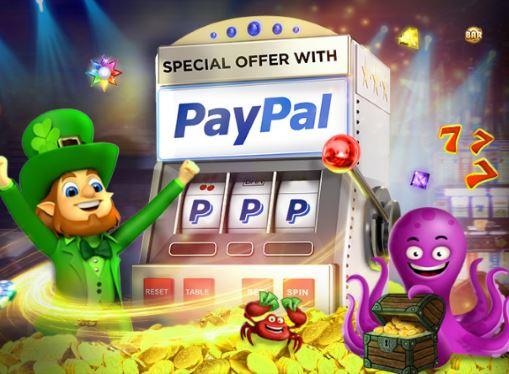 Online pokies using PayPal